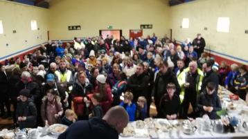 GALLERY| Huge support for fundraiser walk in aid of Legan family