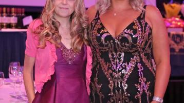 Jillian McNulty, Rachel Byrne Picture: Shelley Corcoran
