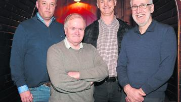 PICTURES| Ardagh/Moydow GAA 'A Night at the Oscar's' fundraiser officially launched