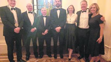 Recognition for Longford County Council Regeneration Team