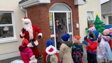 GALLERY | Big Christmas celebrations at Kids Paradise Creche and Montessori in Stonepark as children greet Santa