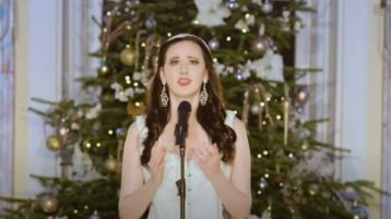WATCH |  A stunning performance ofO Holy Night / Hallelujah by Longford soprano Emer Barry andAffiniti