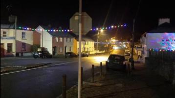Ballinalee Christmas lights