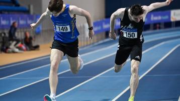 Longford's Cian McPhillips in Irish team selected for European Indoors