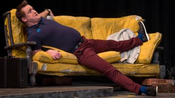 Longford's Backstage Theatre brings Ross O'Carroll Kelly to your living room