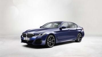 The ultimate driving machine - New BMW 530e Saloon makes some serious sparks to the electric range of vehicles