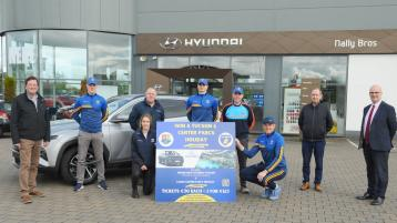 Longford GAA launch ambitious fundraiser with €50,000 prize fund