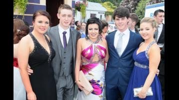 #ThrowbackThursday: Recognise anyone in this gallery of photos from a Longford school graduation?