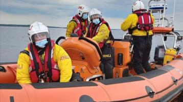 Lough Ree RNLI rescue six people and a dog over weekend