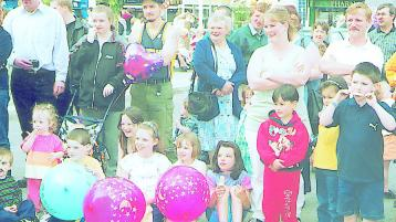 Down Memory Lane | A selection of Longford photographic memories from 1999