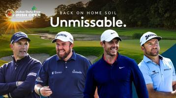 Ticket details for Irish Open revealed