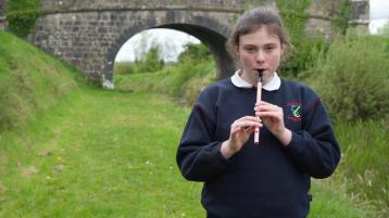 WATCH   Young Longford musician features in new TG4 creative series