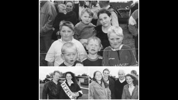 Down Memory Lane Longford   Aerial delights at 1999 Abbeyshrule Air Show and Granard Harp Festival