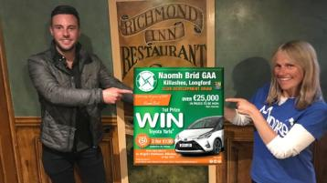 GALLERY | Well 'Rock Me Mamma Like A Wagon Wheel' - Nathan Carter and Sharon Shannon a big hit with Longford audience