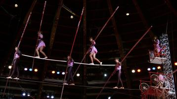 Longford circus receives €203,190 to support live performances where capacity is restricted due to Covid-19