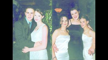 Down Memory Lane | A gallery of graduation glamour and Longford students receiving their 1999 Leaving Cert results