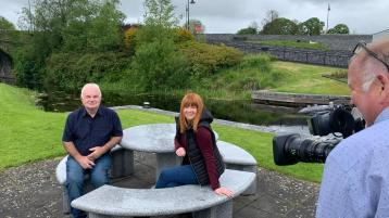 RTÉ's Nationwide goes all along the banks of Royal Canal from Clondra in Longford to Dublin's Spencer Dock