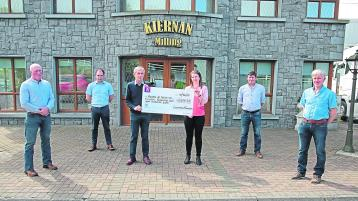 Generosity of Longford farmers to the fore