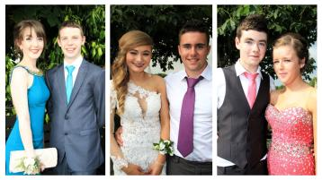 Down Memory Lane | Recognise anyone in this stylish gallery of photos from a Longford graduation dance?