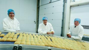 Panelto Foods invests in robotic technologies at state of the art Longford bakery facility