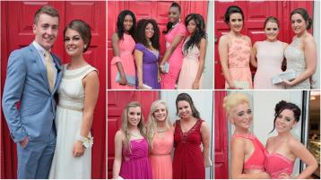 Down Memory Lane   Meán Scoil Mhuire, Longford graduation glamour and glitz from 2014