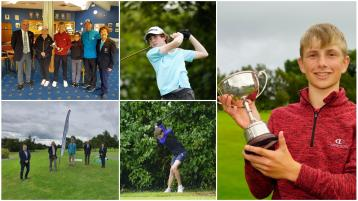 GALLERY | Cooper crowned Irish Under-14 Boys Amateur Open at Longford Golf Club