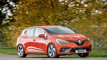 Little Renault Clio proves to be a big hit