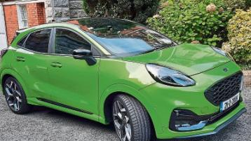 All-New Ford Puma ST arrives in Ireland Delivering Heart-Pumping Thrills