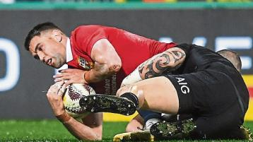Watch the British and Irish Lions on free-to-air TV this summer