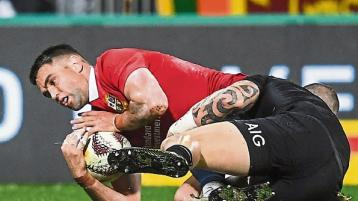 Beirne and Henshaw selected in Lions team to face Japan
