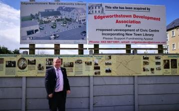 Exciting new chapter for Edgeworthstown as €1.25m granted towards library