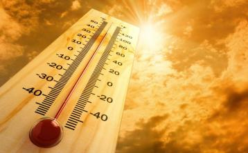 WEATHER WARNING: Met Eireann issues warning for high temperatures