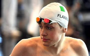 Longford's Patrick Flanagan delighted with his time in 200m Individual Medley Final at European Para Swimming Championships