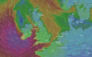 Storm Callum to follow Bronagh with 'disturbed' weather for the weekend