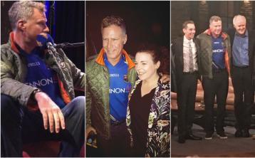 Tune into The Late Late Show to watch Longford's Will Ferrell and Mel Gibson