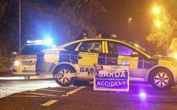 Man killed and two hospitalised following collision between motorcycle and a car