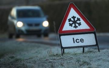 WARNING: Motorists warned of potentially dangerous road conditions overnight