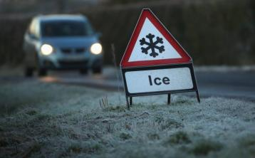 WARNING: Warning issued over icy road conditions tonight and in the morning