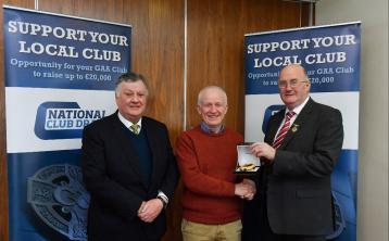 Longford's Brendan Bannon wins Renault Dynamique in GAA National Club Draw