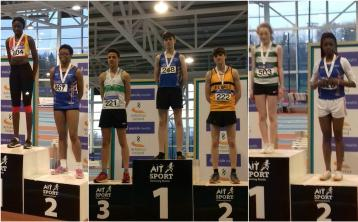 Longford athlete Cian McPhillips smashes Irish record and gains European Championship qualifying time