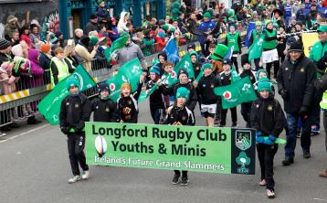 BREAKING: Longford's St Patrick's Day parade cancelled as Covid-19 concerns grow