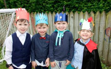 Longford Leader gallery: A royal event at Stars Academy creche