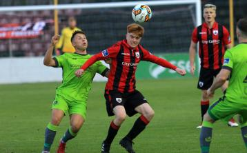 Longford Town boss Neal Fenn thrilled as Sam Verdon winner puts his side in play-off position