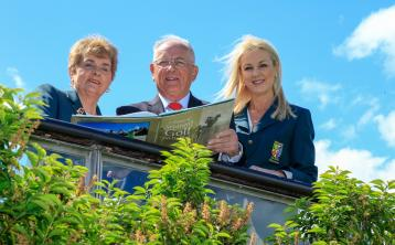 Longford's Vonnie Noonan dedicates new book to volunteers that have shaped ILGU and women's golf