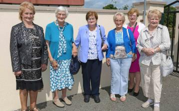 Ballymahon Convent Resource Centre celebrates the end of another year