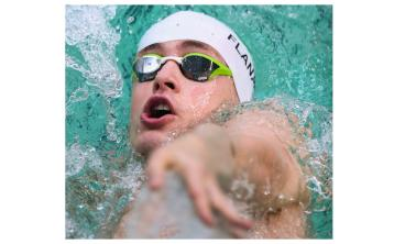 Watch |  Longford swimmer Patrick Flanagan agonisingly misses out on European bronze medal