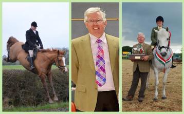 Equestrian world saddened by death of successful Longford breeder Harold McGahern