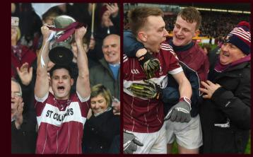 Magnificent Leinster champions Mullinalaghta trending globally on Twitter!