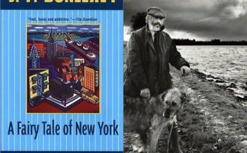 'A Fairy Tale of New York' - the County Longford Connection