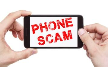 Gardaí warn about phone scam